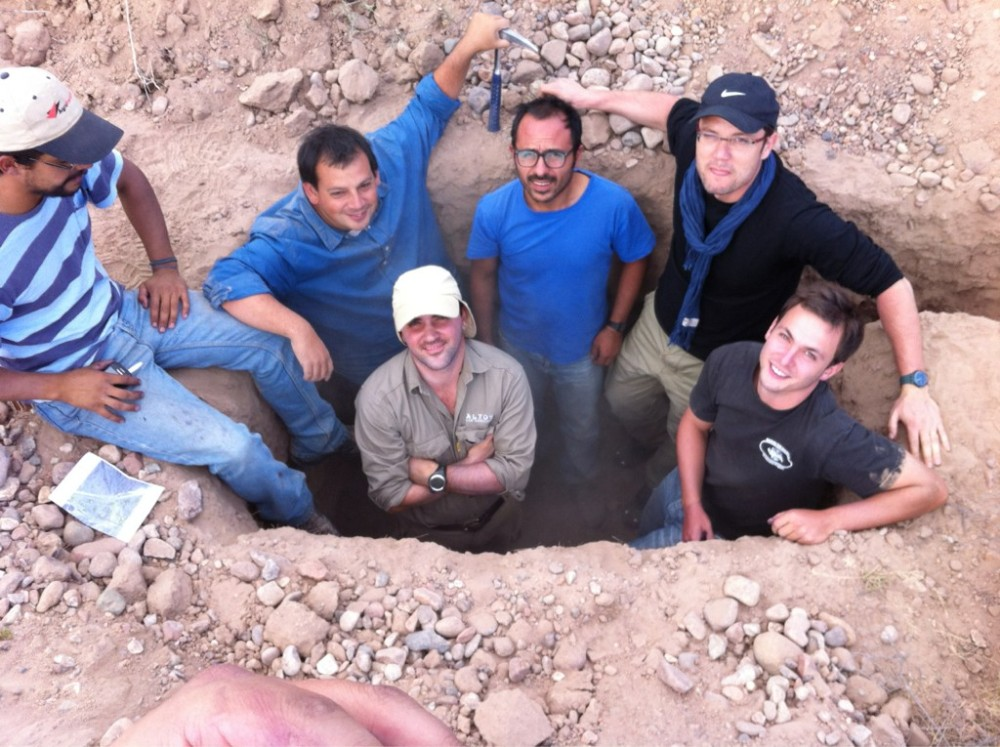 Terroir Studies with Pedro Parra, Altos Las Hormigas, Harvest 2012