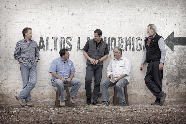 Altos Las Hormigas Team of Ants, Mendoza Malbec, Harvest 2012